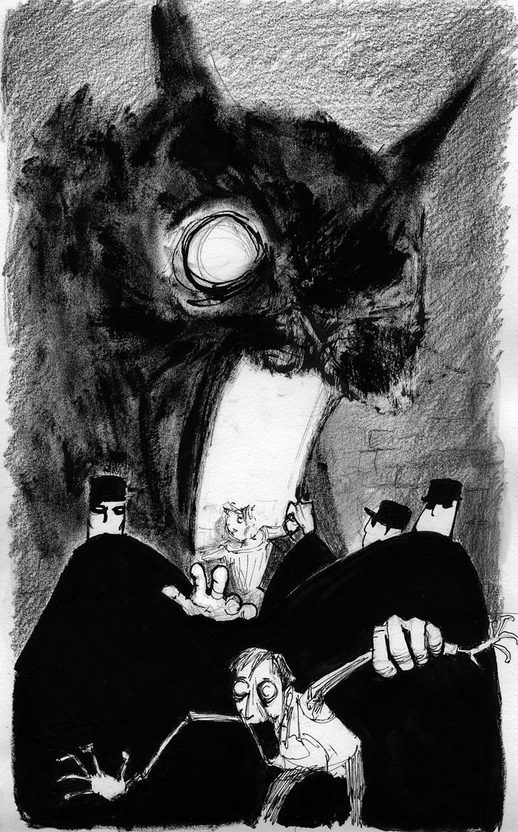 Edger Allen Poe S The Black Cat